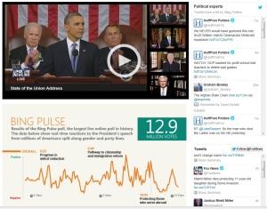 Bing Pulse