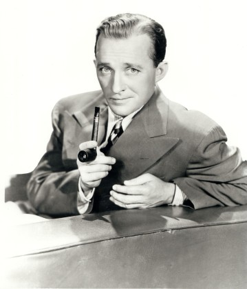 Bing Crosby, singer and actor
