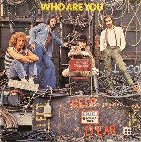 The Who, 1978 album Who Are You?