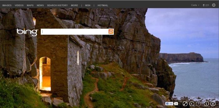 Bing on 3/01/2013